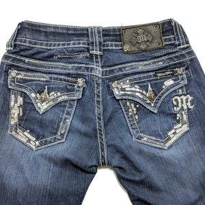 Miss Me JE5428B3L Bootcut Jeans